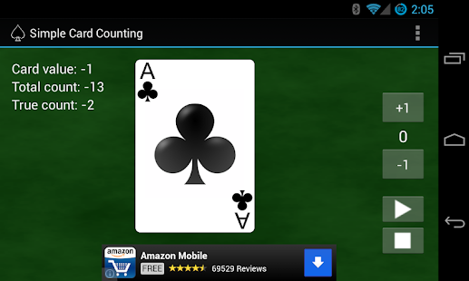 Simple Card Counting - screenshot thumbnail