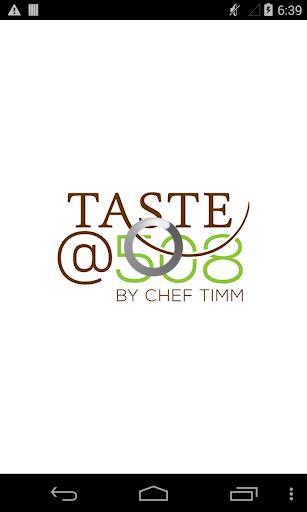 Taste 508