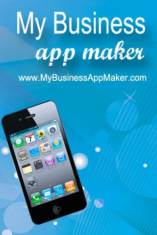 My Business App Maker - screenshot