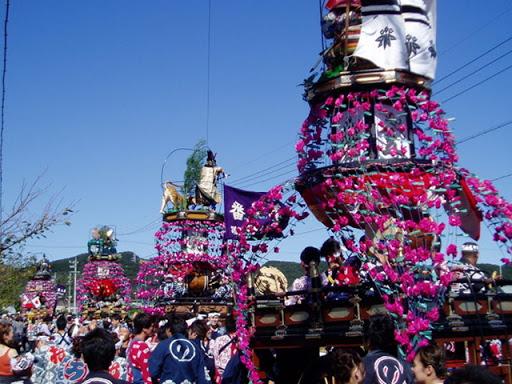 遠州横須賀三熊野神社大祭