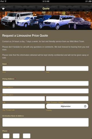 【免費商業App】A Five Star Limousine-APP點子