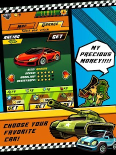 Jack Pott - Car Chase & Casino- screenshot thumbnail