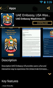 UAE Government Apps- screenshot thumbnail