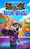 Screenshot of Chuck E.'s Skate Universe