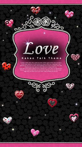 아이디자인 [풀HD고화질테마] Pink Love