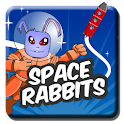Space Rabbits Free logo
