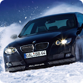 Alpina BMW Live Wallpaper HD