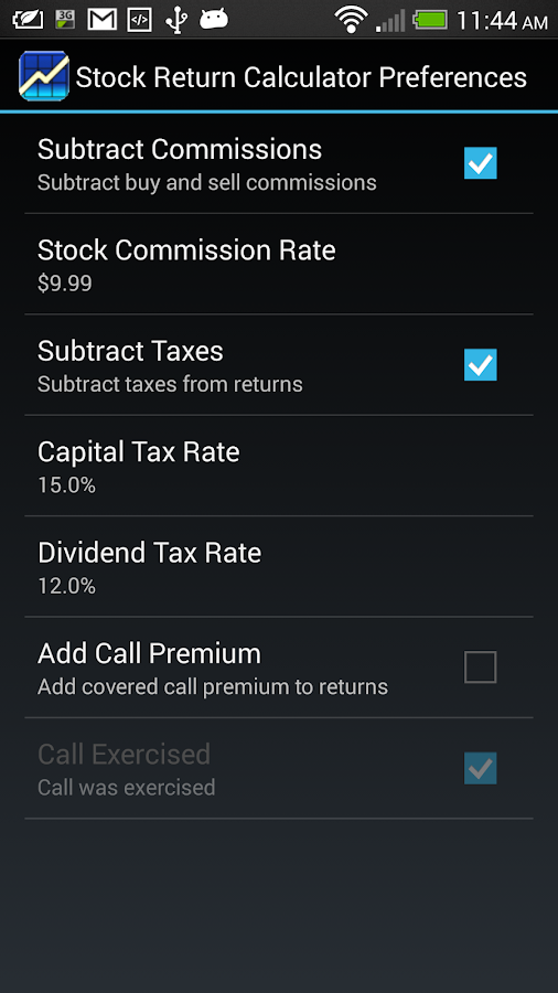 Us capital gains tax on stock options