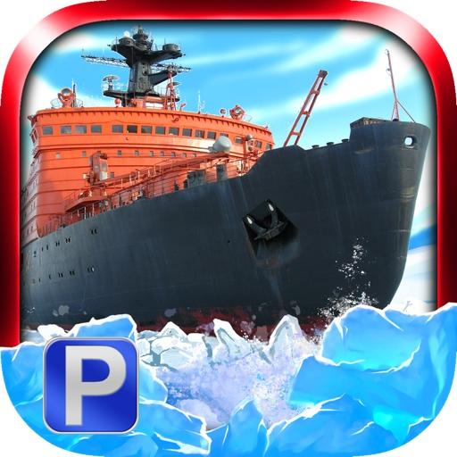 Icebreaker Boat Parking Game LOGO-APP點子