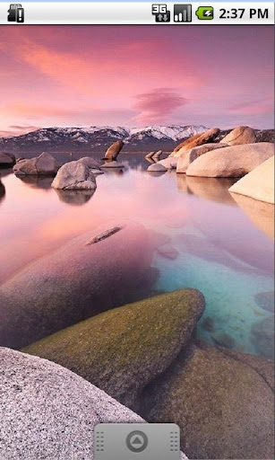 Nature Sea Landscape