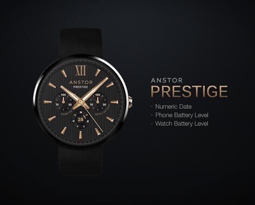 Prestige watchface by Anstor