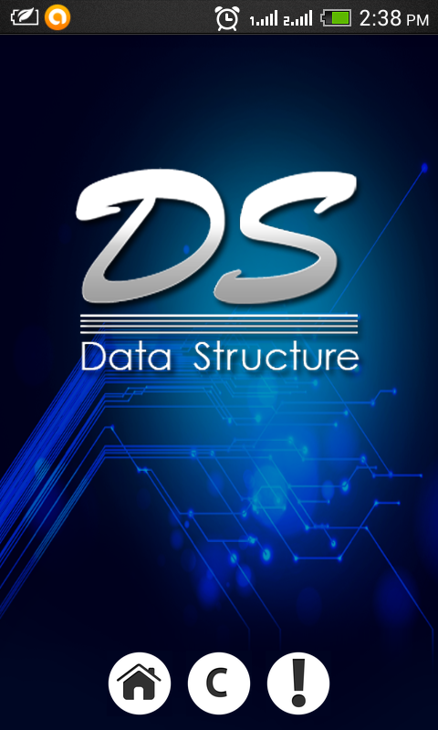 Data Structure Using C - screenshot