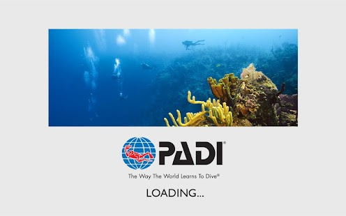 PADI Library- screenshot thumbnail