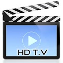 Android free live HD TV icon