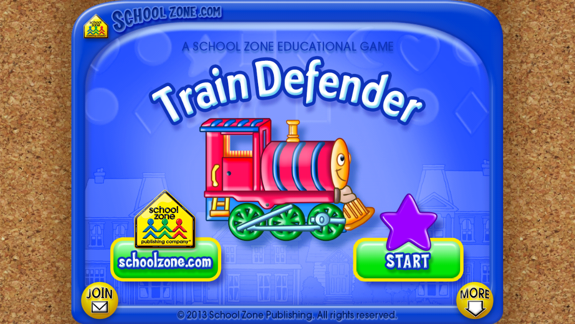 Train Defender- screenshot