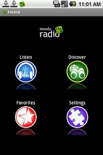 mundu Radio - screenshot thumbnail