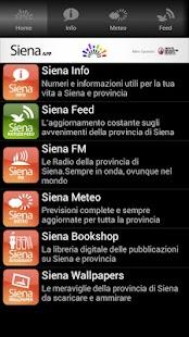 Siena App - screenshot thumbnail