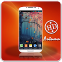 Autumn Leaves HD LiveWallpaper icon
