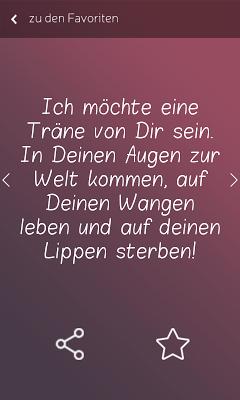 LOVE Liebesgedichte - screenshot
