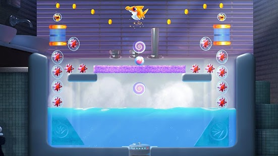 Shark Dash Free - screenshot thumbnail