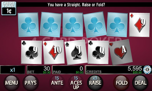 Hot Hand: 4 Card Poker Lite