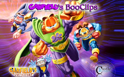 Garfield's BooClips LITE- screenshot thumbnail