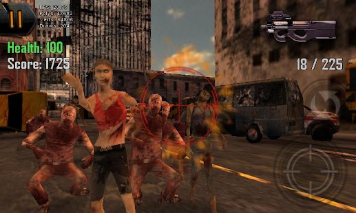 Dead Shot Zombies - screenshot thumbnail