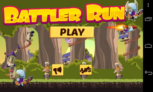 Battler Run