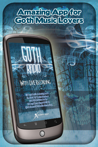 Goth Radio - With Recording