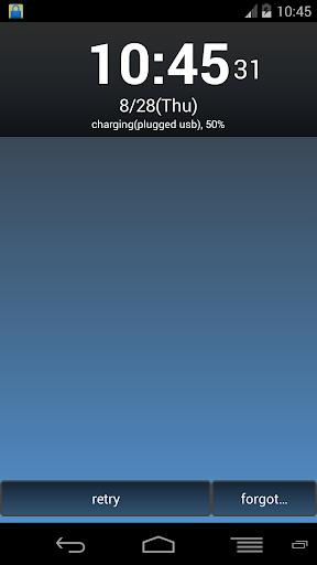 FlickLock Lock screen app
