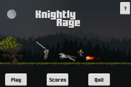 Knightly Rage
