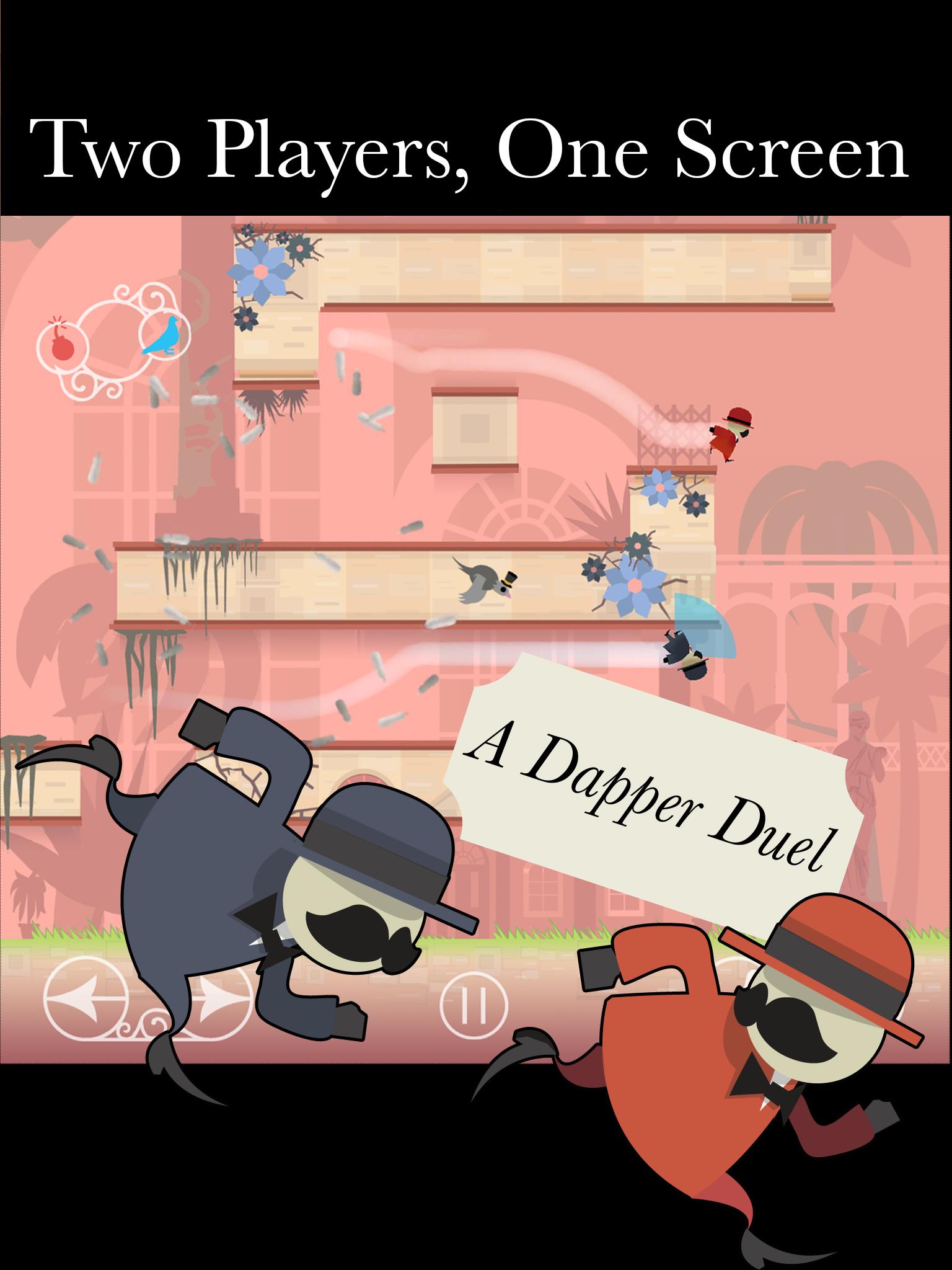 Gentlemen! (multiplayer!) screenshot #1