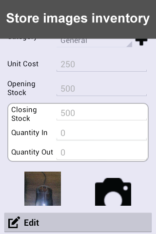 Inventory Tracker Pro - screenshot