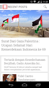 Tren Muslim News- screenshot thumbnail