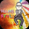 Gangnam Hans Style icon