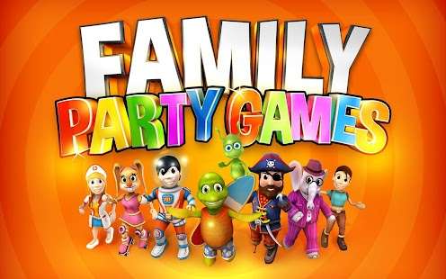 Friends Family Party Games
