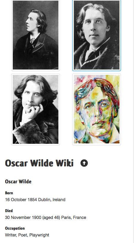 Oscar wilde writing advice jk
