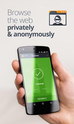 Avast SecureLine VPN - screenshot