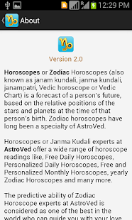 Capricorn Horoscope - screenshot thumbnail