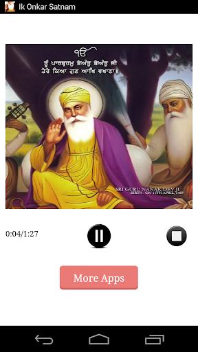 Ik Onkar Satnam