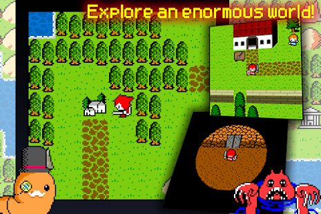 Aidinia • 8-bit RPG (Lite)- screenshot thumbnail