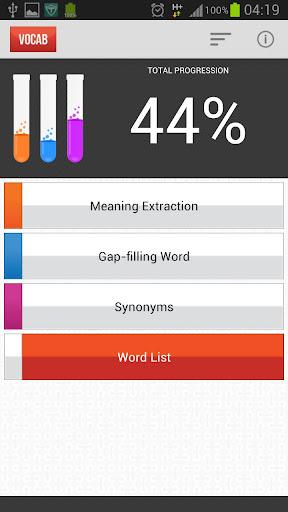 Practice Vocabulary with VOCAB