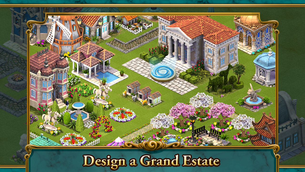 Hidden Object: Mystery Estate - screenshot