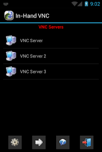 In-Hand VNC Demo