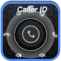 RocketDial CallerID Black Ring icon