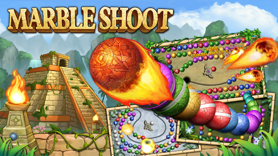 Marble Shoot- screenshot thumbnail