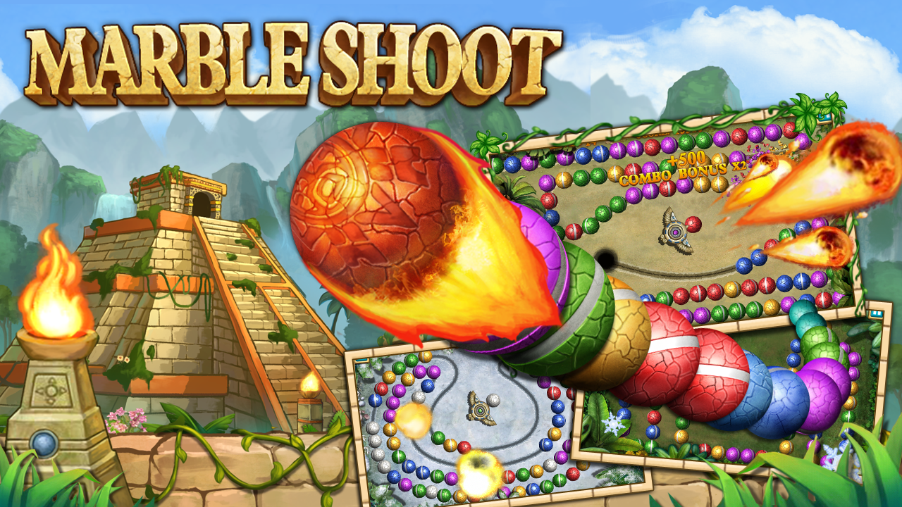 Marble Shoot - screenshot