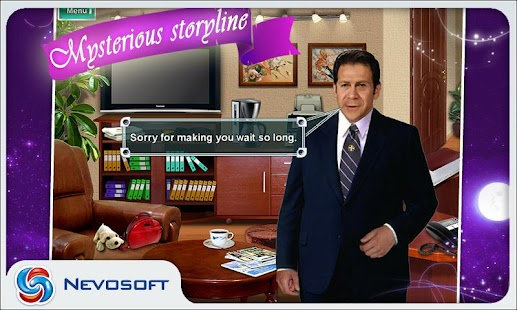 Dream Sleuth: hidden objects - screenshot thumbnail