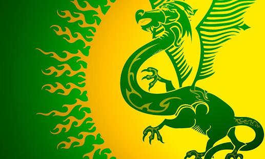 【免費個人化App】中國龍壁紙-APP點子