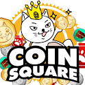 Coin Square icon